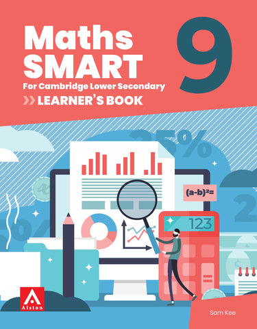 Maths Smart For Cambrigde, Lower Secondary, Level 9
