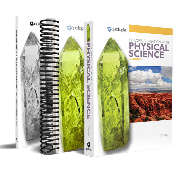 Exploring Creation with Physical Science 3rd Ed