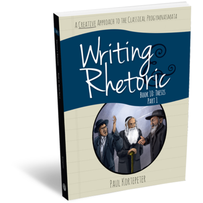 Writing & Rhetoric. Book 10: Thesis Part 1