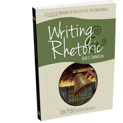 Writing & Rhetoric. Book 8: Comparison