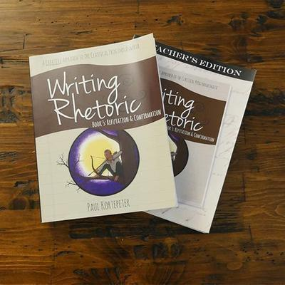 Writing & Rhetoric. Book 5: Refutation & Confirmation