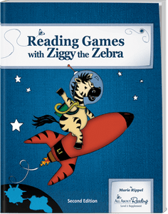 Reading Games with Ziggy