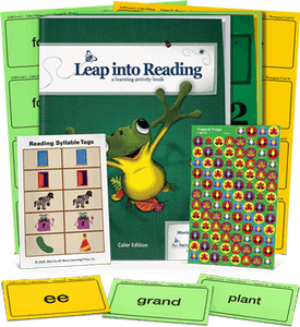 Level 2 All About Reading Individual Components