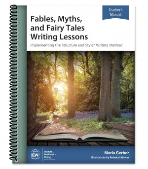 Fables, Myths and Fairy Tales. Themed Based Writing Lessons