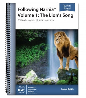 Following Narina Volume 1: The Lions Song. Themed Based Writing Lessons