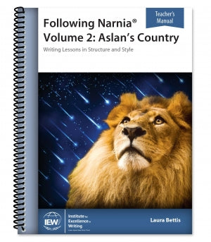 Following Narina Volume 2: Aslan's Country. Themed Based Writing Lessons