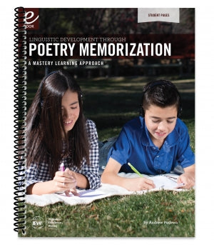Linguistic Development Through Poetry Memoriszation