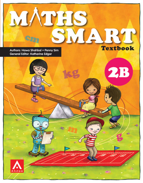 Maths Smart Level 2B