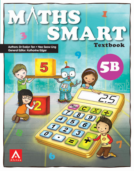 Maths Smart Level 5B