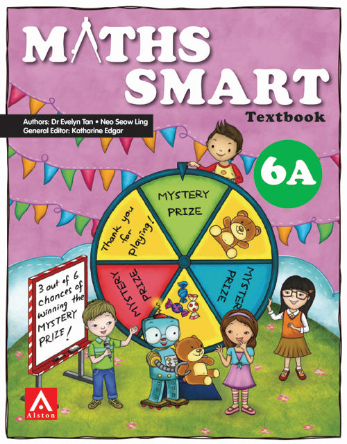 Maths Smart Level 6A
