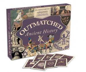 Outmatched. An Ancient History Card Game