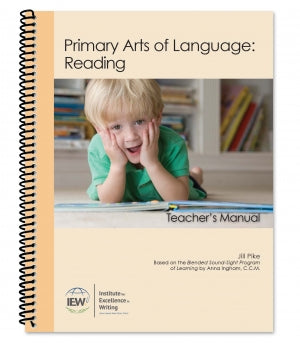 PAL. Primary Arts of Language - Reading Pack