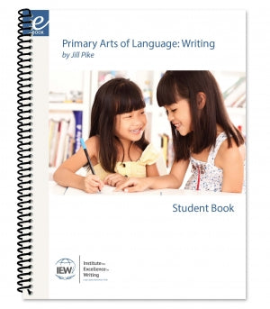 PAL. Primary Arts of Language - Writing Pack