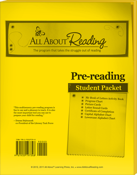 Pre-Reading Package