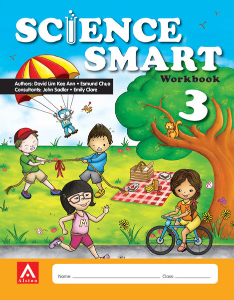 Science Smart Level 3