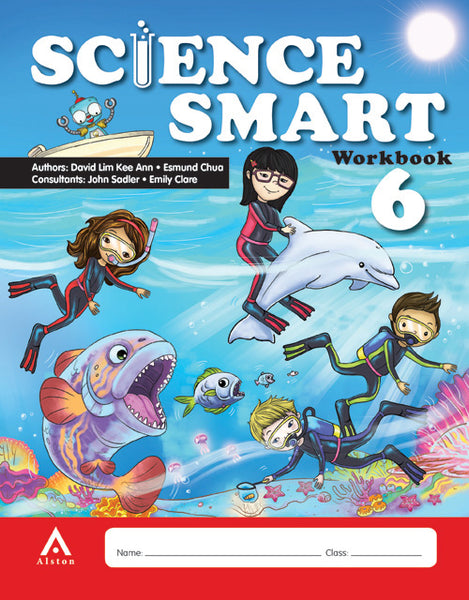 Science Smart Level 6