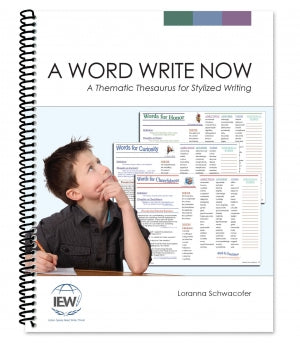 A Word Write Now