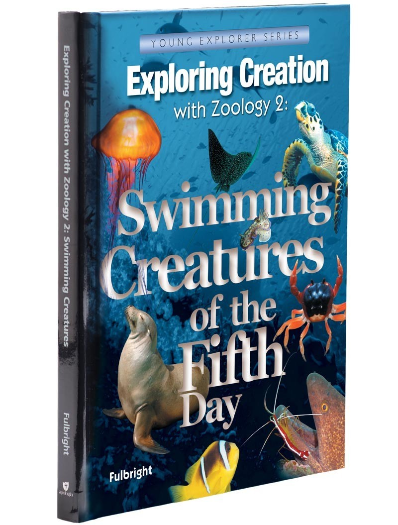 Exploring Creations with Zoology 2: Swimming Creatures of the fifth day