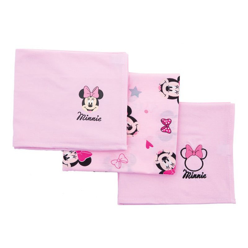 Set de sabanitas Minnie