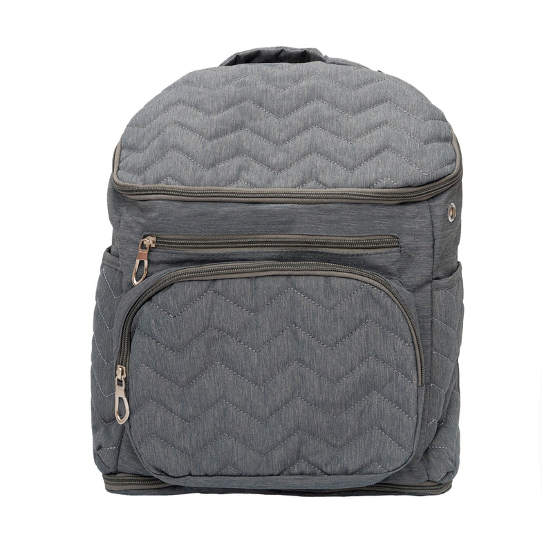 Pañalera backpack Chic Gris