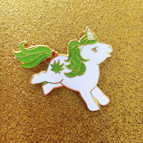 My Little Stoney Enamel Pin