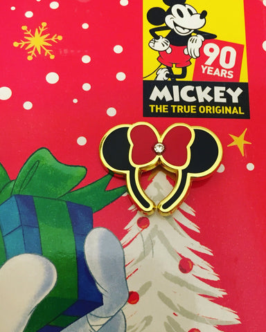 Mouse Ears Enamel Pin
