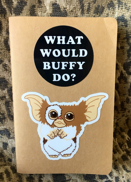 Buffy Vinyl Stickers, One or Multi-pack