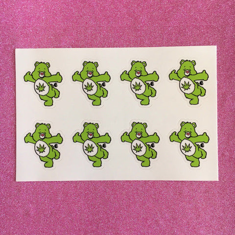 Stoney Bear Sticker Sheet