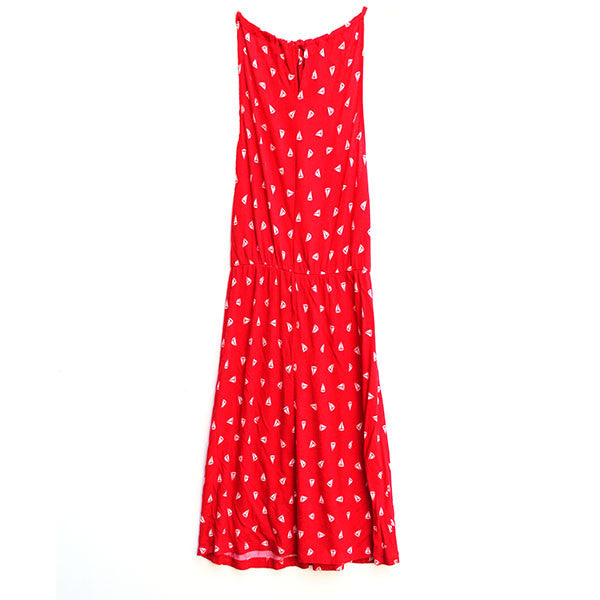 Red Sail Dress S/M