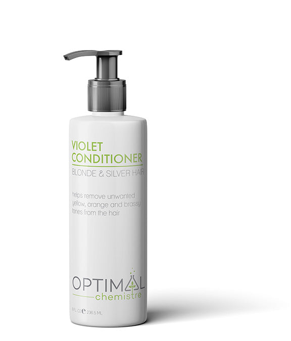 Violet Conditioner for Blonde & Silver Hair 8 oz