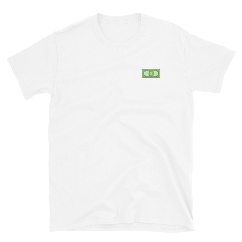 """Money"" T-Shirt - Wazig™ Kledij"