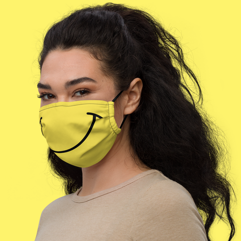"""Smiley"" Mondmasker - Wazig™"