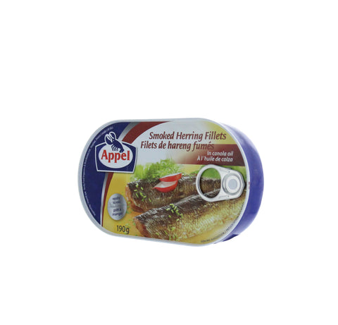 APPEL Herring Fillets Smoked