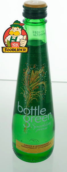 BOTTLE GREEN Sparking Presse (Multiple Varieties)