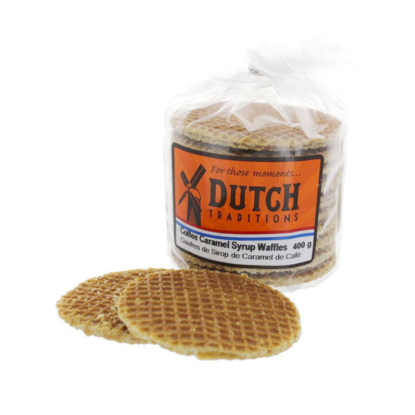 DUTCH TRADITIONS Stroopie (Coffee Caramel)