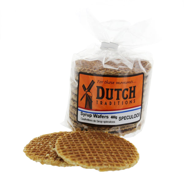 DUTCH TRADITIONS Stroopie (Speculoos)