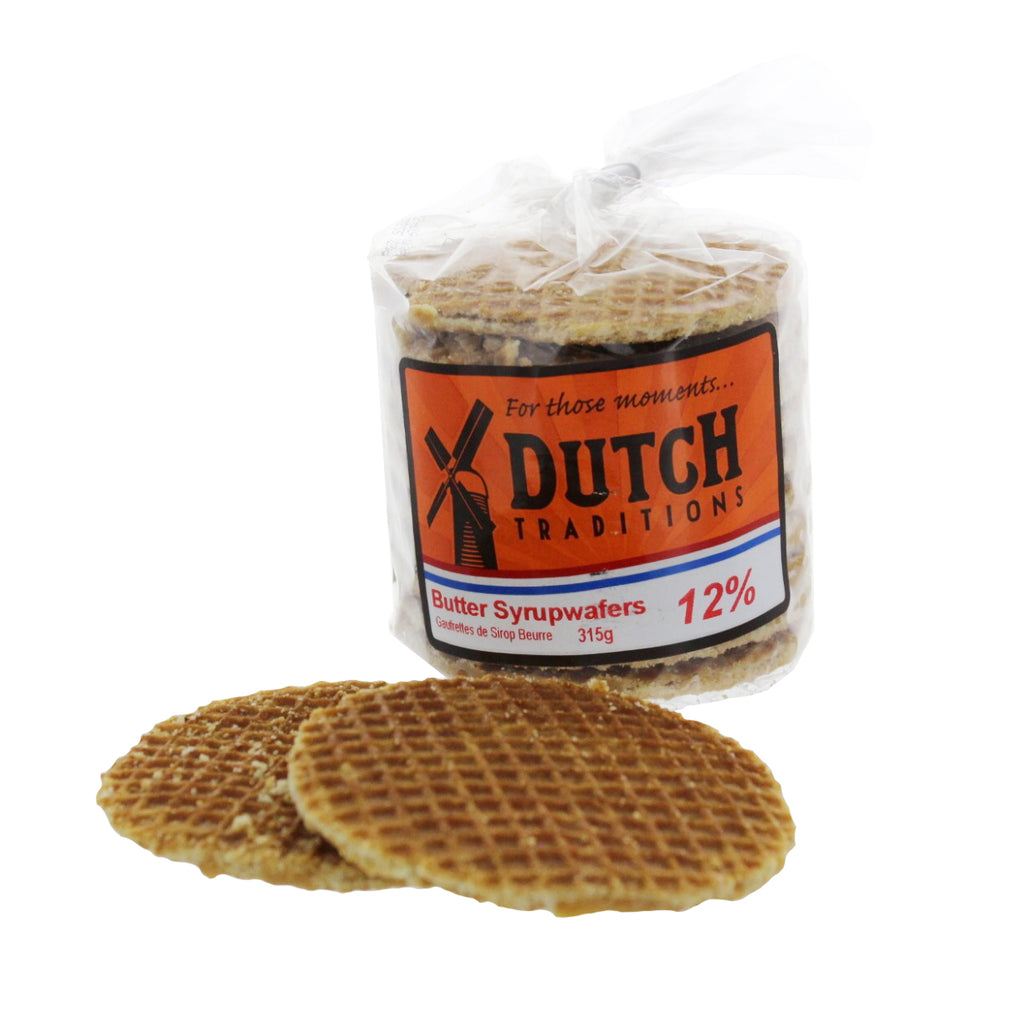 DUTCH TRADITIONS Stroopie 12% Butter