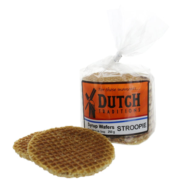 DUTCH TRADITIONS Stroopie