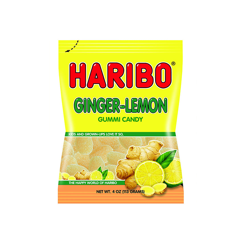 HARIBO Ginger-Lemon