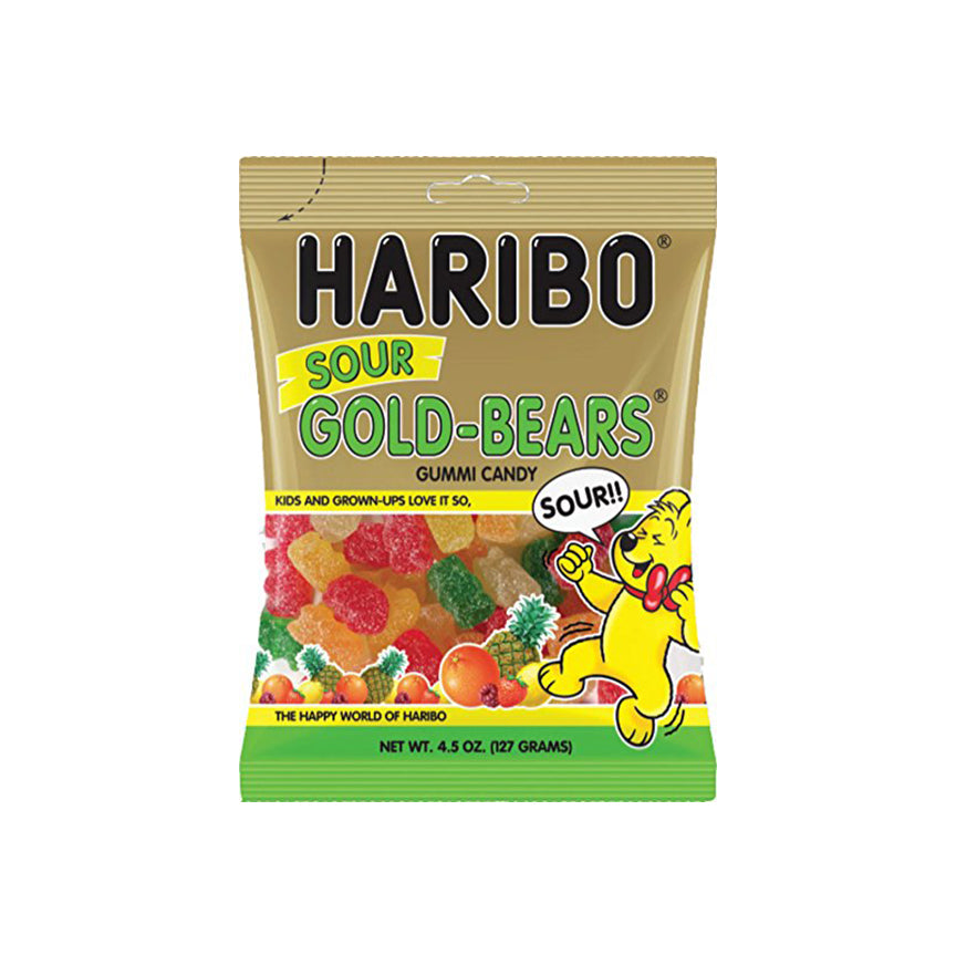 HARIBO Gold-Bears Sour