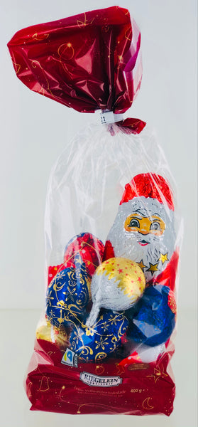 RIEGELEIN Santa and Bells Chocolates (400 grams)