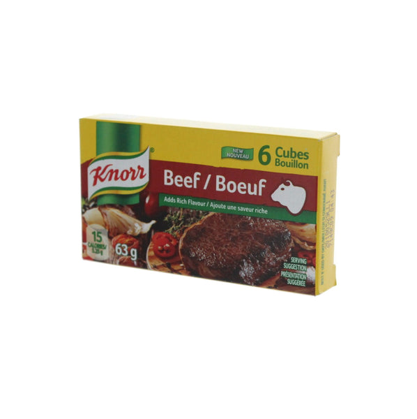 KNORR Bouillon Beef (Cubes)