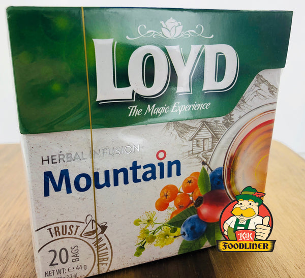 LOYD Herbal Infusion Moutain