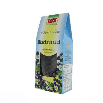 LUX Tea Blackcurrant (Loose)