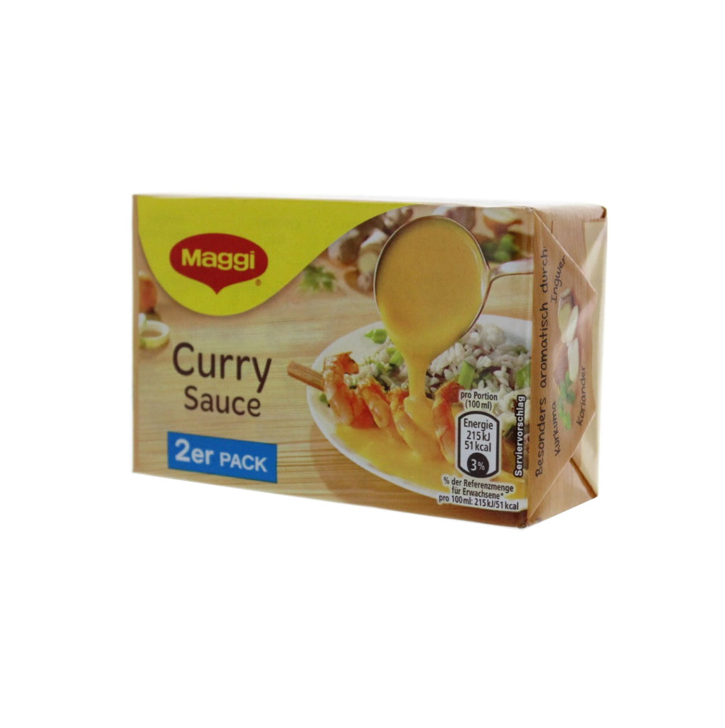 MAGGI Soße Curry 2pk