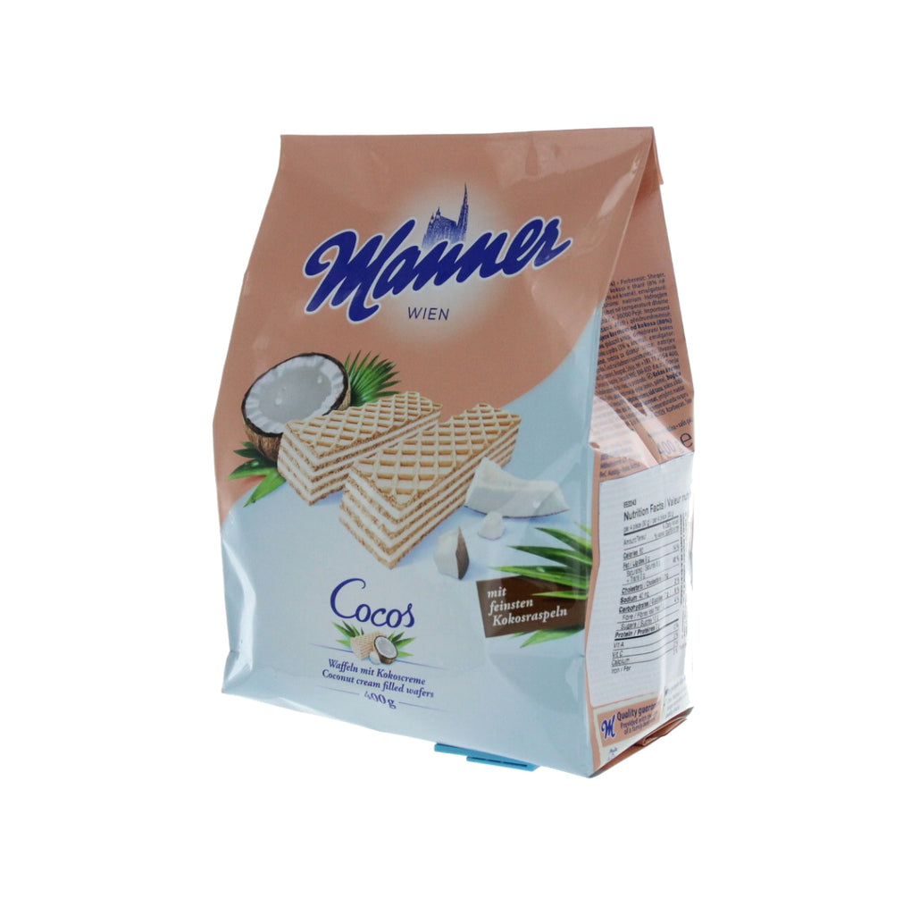 MANNER Waffeln Cocos