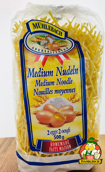 MUHLEBACH Medium Nudeln