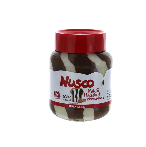 NUSCO Hazelnut Duo