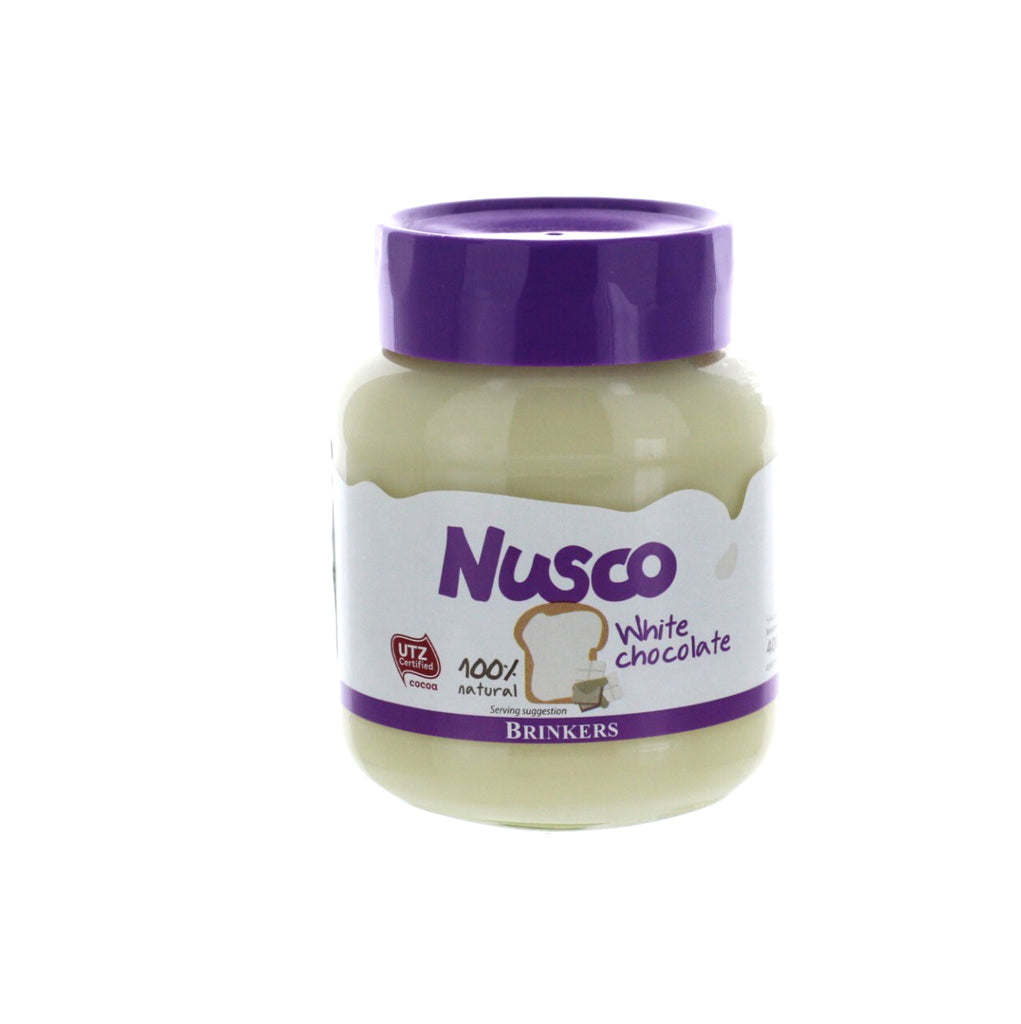 NUSCO Chocolate Spread (White)