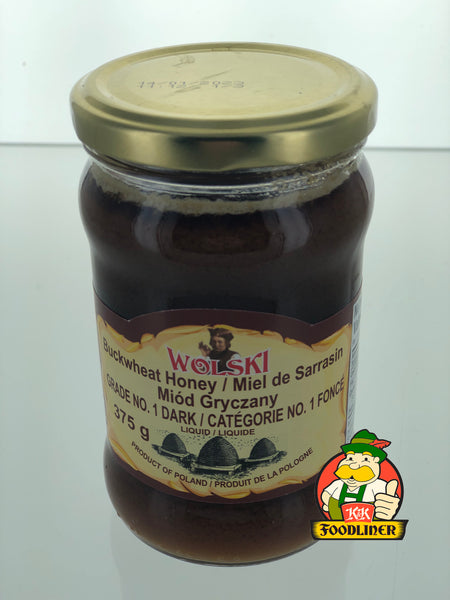WOLSKI Buckwheat Honey
